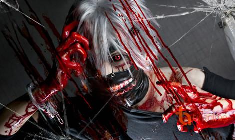 Cân nhắc trước khi xem bộ cosplay Ghoul này!