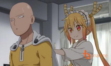 """""""Thánh"""" ghép anime - Hài không đỡ được!"""