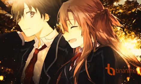 [Artwork] Asuna và Kirito!