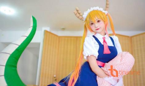 Nàng rồng hầu gái Tohru!