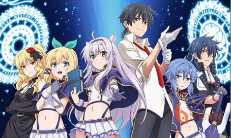 Rokudenashi nằm đâu trong bảng xếp hạng anime mùa Xuân 2017?