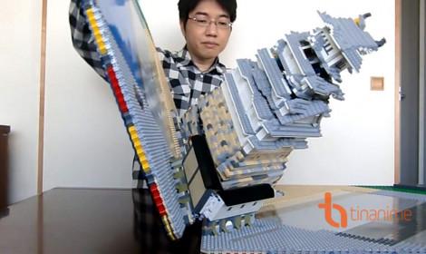 """""""Thánh"""" LEGO xuất hiện tại Nhật Bản"""