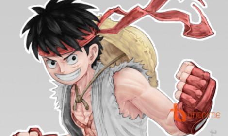 One Piece dưới ngòi bút của các mangaka nổi tiếng!
