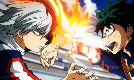 Boku no Hero Academia và luồng nóng tập mới vẫn chưa hạ nhiệt!