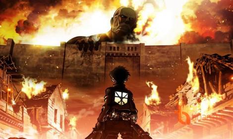 Attack on Photo: Hóa thân vào Titan với ứng dụng mới!!!!!