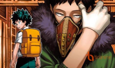 Manga My Hero Academia tiếp tục bị trì hoãn!