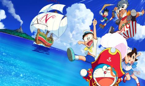 Movie Doraemon! Chưa xem bộ 37 đã có bộ thứ 38!!!