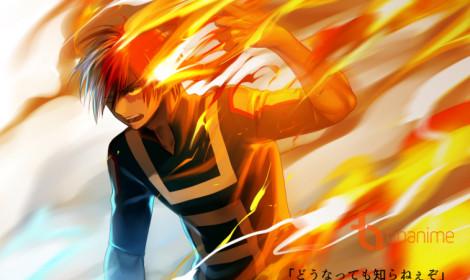 Top 10 chàng trai hot nhất tuần 9 anime mùa Xuân!