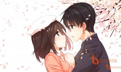 Top 10 cặp đôi hot nhất tuần 9 anime mùa Xuân 2017!