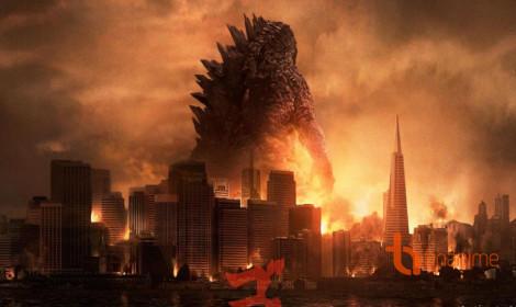 Godzilla kỹ xảo Hollywood hoành tráng sắp ra mắt!