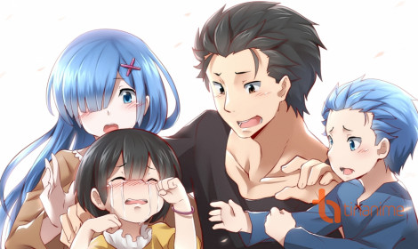 Triệu phú Palmer Luckey chịu bỏ tiền để Rem và Subaru thành đôi trong anime!