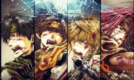Saiyuki Reload Blast - Chào Hè với bốn thầy trò Đường Tăng
