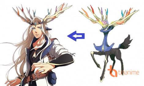 """""""Choáng"""" với Pokémon phiên bản soái ca (Phần 2)"""