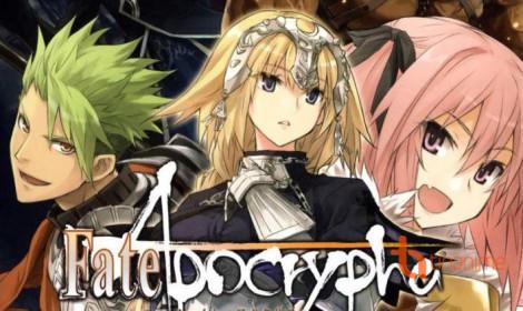 Fate/Apocrypha - Đại Chiến Chén Thánh sắp bắt đầu!