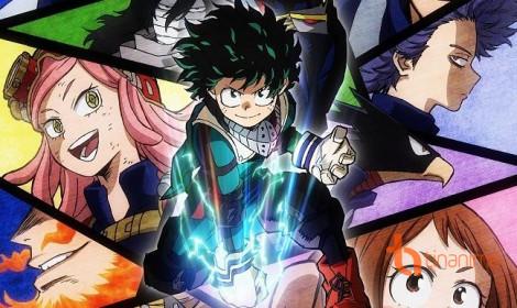 Chặng đường mới của Boku no Hero Academia season 2