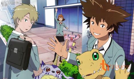 Digimon Adventure tri. tập 5 - Thức tỉnh mảng tối