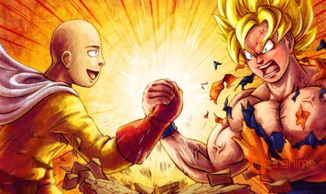 Tác giả One Punch Man cũng là fan của Dragon Ball!