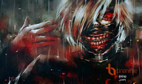 Tokyo Ghoul live - action tung video mới đầy kịch tính!