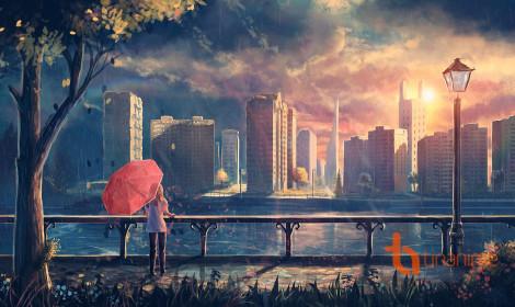 [Artwork] Nỗi buồn nhỏ giữa thành phố lớn