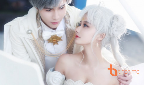 Cosplay Sailor Moon - Ý tưởng cho bộ ảnh cưới như mơ!