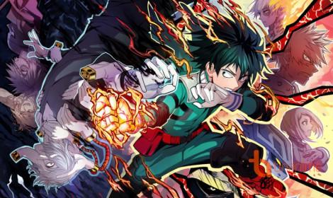 Siêu anh hùng mới xuất hiện trong Boku no Hero Academia