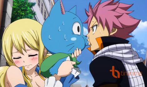 Những nụ hôn đầu bá đạo trong anime (Phần 2)