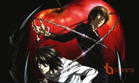 Sốc toàn tập với Death Note phiên bản Mỹ!