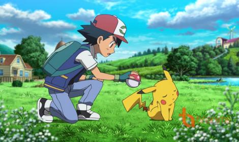 Movie Pokémon thứ 20 - Như thuở ban đầu!