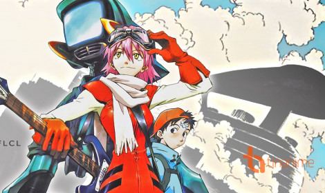 """Anime Fooly Cooly """"tái xuất giang hồ"""""""