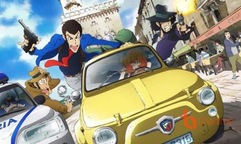 Lupin đệ Tam đã quay trở lại trong season 5