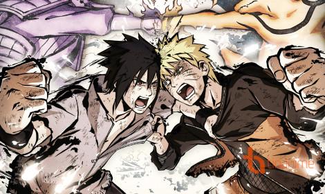 [Doujinshi] Đoạn cuối Naruto - Một câu chuyện rất khác