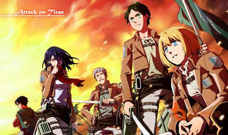 Tác giả Attack on Titan hé lộ kết thúc của bộ manga!