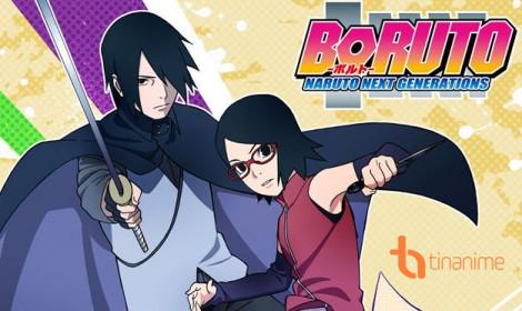 Anime Boruto hé lộ thông tin arc mới