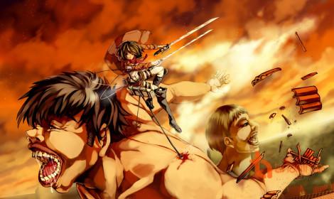 Opening Attack on Titan hoành tráng tại Nhật Bản!