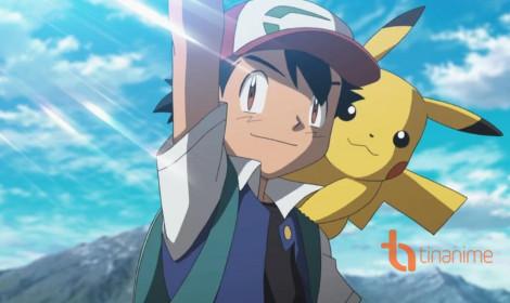 Pokémon the Movie: I Choose You! - Một khởi đầu mới
