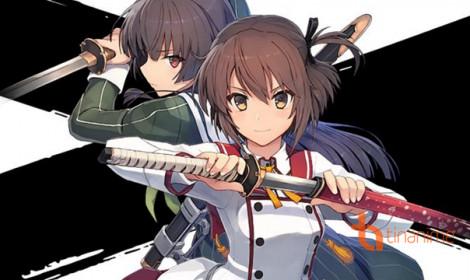 Toji no Miko - Khi gái xinh cầm kiếm