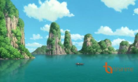 Thấp thoáng dáng Việt Nam trong anime!