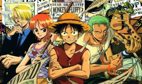 One Piece tập đặc biệt - Mở màn cuộc đại phiêu lưu