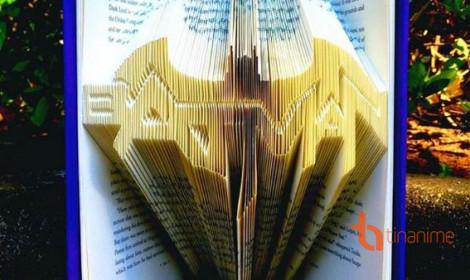 Nghệ thuật điêu khắc từ những trang sách