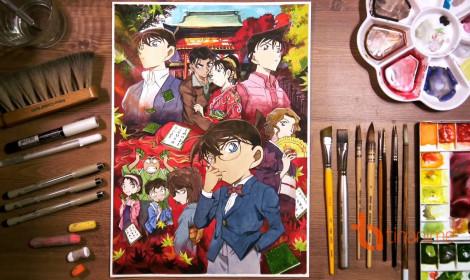 Chiêm ngưỡng các tác phẩm của thiên tài vẽ tranh xứ Hàn