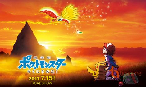 """Pokémon the Movie: I Choose You! """"chiếm lĩnh"""" phòng vé Nhật Bản"""