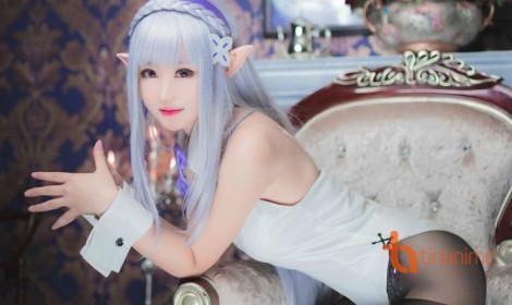Đây có phải là Emilia?