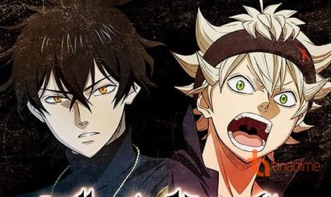 Anime Black Clover - Thế giới phép thuật