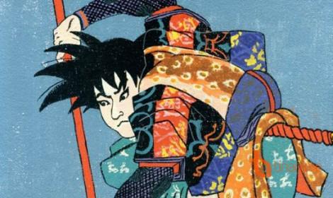 Nhân vật nổi tiếng dưới phong cách tranh thời Edo