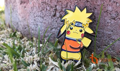 Pokemon đội lốt nhiều nhân vật cực ngầu luôn!