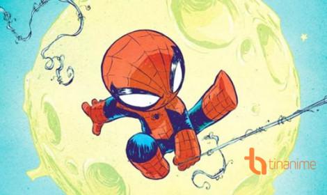 Các siêu anh hùng trở về tuổi thơ