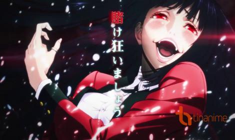 Yumeko điên cuồng - Sức hút trong Kakegurui