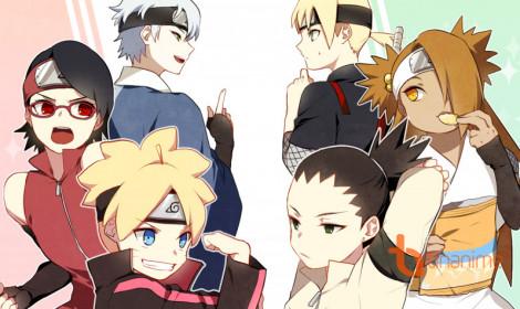 Boruto: Naruto Next Generations có novel mới!