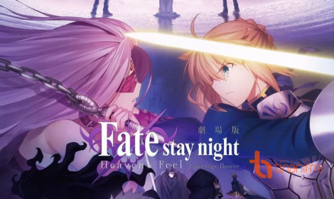 Fate/stay night Heaven's Feel tiết lộ ngày công chiếu