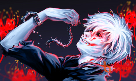Cơn sốt mang tên Tokyo Ghoul tại Nhật Bản!